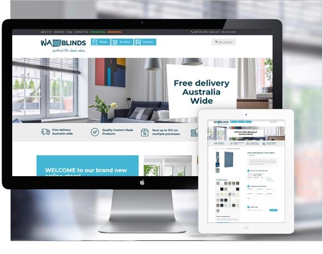 Web Design Perth | Web Development Perth | Portfolio of CVW Creative