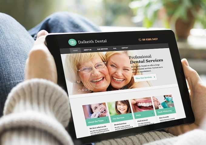 Dalkeith Dental Homepage